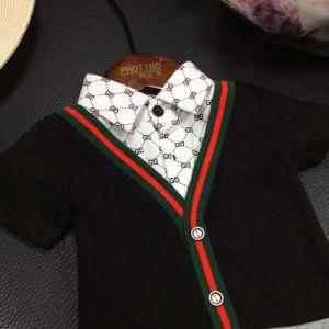 Veste Bébé garçon d'été Gentleman Shirt Tie Shirt Short Sleeve
