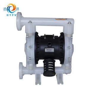 Flange de plástico Ligar Operada por Ar Bomba de diafragma duplo de transferência de óleo