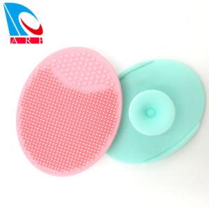 Ajuda na limpeza do seu rosto em borracha de silicone Escova Food Grade