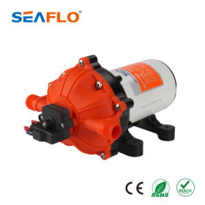 Wasser-Pumpen-Hochdruck Seaflo Gleichstrom-24V für Marine
