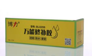 中国OEMの工場普及した明確な柔らかさすべての目的の接着剤
