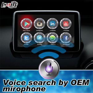 Android Market 6.0 Interface de navegação para Mazda CX-3 CX-5 CX-4 MX-5 MX-9 5 6 com Miracast Bluetooth WiFi
