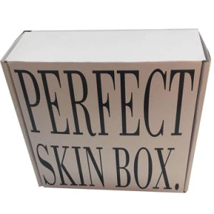 أعدت [ببر بوإكس] جلد يعبّئ صندوق مع عادة يطبع
