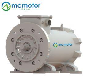 AC 3 Fase de Velocidade Alta/Power/ Binário sem escovas síncrono Msip Eléctrico do ímã permanente Motor Industrial Pm 6000rpm para 24000rpm