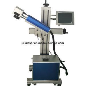 Laser-Tintenstrahl-Drucker Ls-P3000 der Faser-100W verwendet in der Elektronik