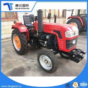 25HP 2WD Tractor van Farn Agriculturial van de Transmissie van de Schacht Two-Cylinder