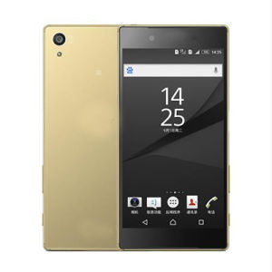 E6653 Z5 desbloqueado teléfono móvil 4G LTE Smart Phone para Sone