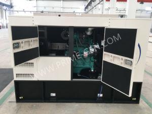 60квт/звукоизолирующие Kwise Cummins Генераторная установка дизельного двигателя с маркировкой CE/ISO