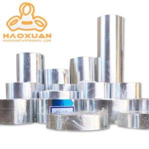 HVACの銀製のアルミホイルのエアコンの管の絶縁体テープ
