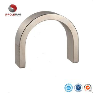 Strong U форма неодимовый магнит в форме подковы Редкоземельные N48