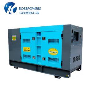 80квт 100 ква бесшумный электрический генератор дизельного двигателя Cummins