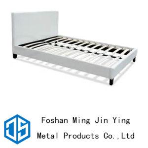 Black Metal otomano Stand cama Accesorios de muebles de dormitorio (A027)