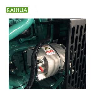 130 ква Silent Cummins тип дизельный генератор установлен