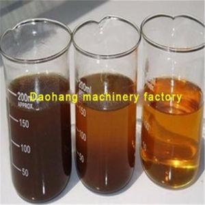 La Chine usine vide d'alimentation de la machine du filtre à huile
