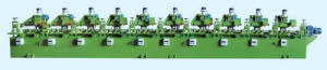Ijzer om de Oppoetsende Machines van de Buis
