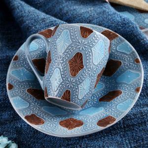 有名な芸術家デザイン手のクラフトの救助の陶磁器テーブルウェア