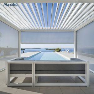 Het nieuwe Waterdichte Aluminium Gazebo van het Ontwerp voor VoorPortiek