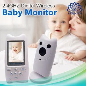 2.4インチTFT LCD 2の方法話の無線WiFi IPのカメラの赤ん坊のモニタ