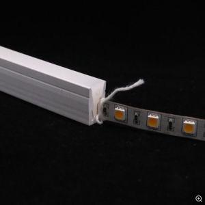 Il tubo al neon della flessione della colla del silicone IP67 impermeabilizza 3014/2835/5050 di profilo del tubo LED del silicone della striscia del LED per la striscia al neon della flessione LED di DIY