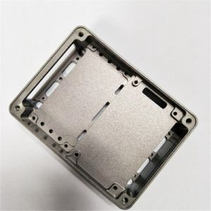 CNC die CNC van Delen Delen van het Metaal van de Precisie van de Delen van de Draaibank de Draaiende machinaal bewerken