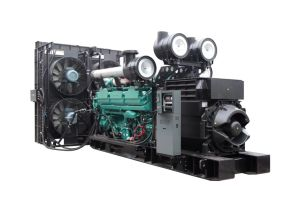 mit leisem Dieselgenerator des Perkins-Motor-750kVA