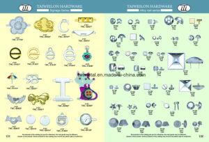 Nuevo diseño de varios tipos de Metal Pop remache bolsa