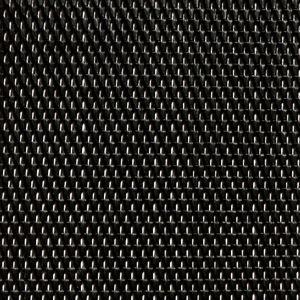 Zwarte Geweven VinylBevloering