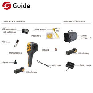 Руководство пользователя B160V по доступной цене теплового инфракрасного формирования изображений с камеры, IR термическую камерудля устранения неполадок с WiFi IR резолюции 160*120