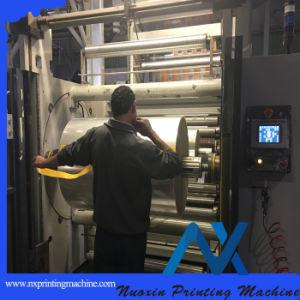 PP/PVC/PET/PE Película/máquina de impresión flexográfica Flexo