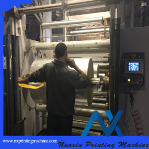 PP/PVC/Pet/PE Flexographic Film/de Machine van de Druk Flexo