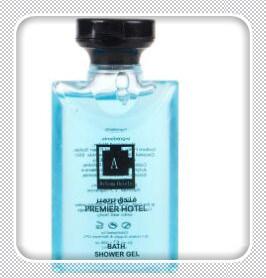 De Belevingswaarde van de Badkamers van de Reeksen van de Shampoo van het Hotel van de fles