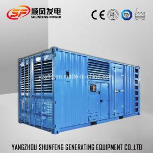 1500kVA Yuchai elektrischer Strom-Dieselgenerator mit Engga Dynamo