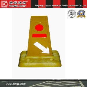 Les commutateurs de direction de la route en PVC réfléchissant de la sécurité routière (CC-K01)