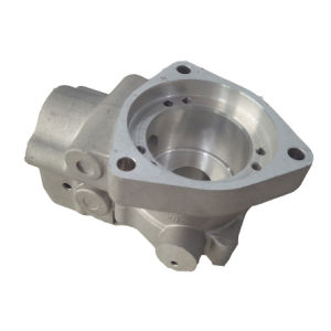OEMのCNCによって機械で造られるアルミニウムは中央機械装置部品を分ける