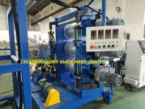 Machine en plastique d'extrudeuse de feuille en plastique à haute production stable de performance