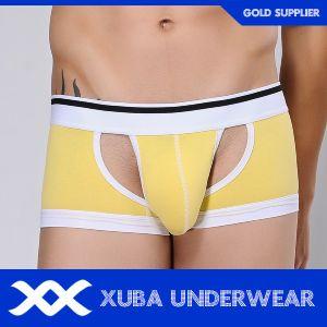 2014 modo Design Cotton Briefs per il pugile Shorts Underwear Male di Men