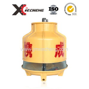 20ton十字Flow Water Cooling Tower Round Water Cooling Tower
