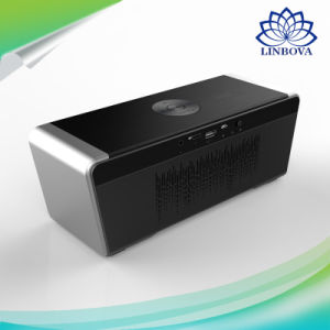 Bluetooth 4.2 스피커 사운드 박스 HiFi Subwoofer 휴대용 무선 베이스 확성기 Mic를 가진 옥외 스피커 5000mAh 지원 TF 카드