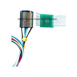 8 canaux distincts antivibrations Slip Ring avec l'ISO/ce/FCC/RoHS,