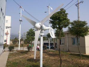 Generator van de Windmolen van de As van Ce 300W12V de Horizontale