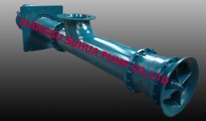 Pompa Mixed verticale di flusso, pompa verticale della turbina