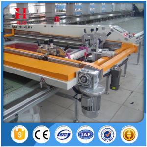 衣服ファブリックのための大きい印刷領域スクリーンの印字機