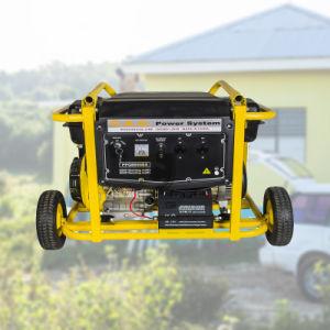 2500watt/2800watt/3000watt/3500watt sondern Zylinder-Luft abgekühltes Benzin/Vergasermotor-Generator aus