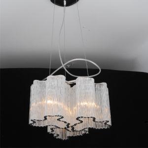 Moda / moderna cozinha interior contemporâneo lustre de vidro de desligar a iluminação de luz