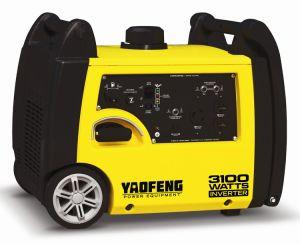 EPA, Carb 의 세륨, Soncap Certificate (YF3000I)를 가진 Silent 2800 와트 Portable Inverter Digital Generator
