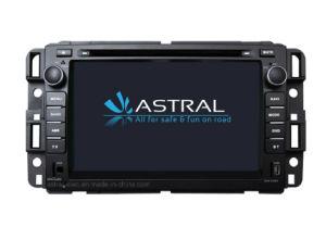 No painel DVD GPS para Chevy Impala Aveo Express 2006-08