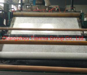 La fibra de vidrio picado Strand alfombra, alfombra de emulsión de barco para hacer