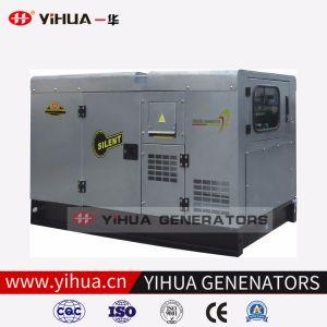 Ccec leises Dieselgenerator-Set des Behälter-Kabinendach-600kw 750kVA