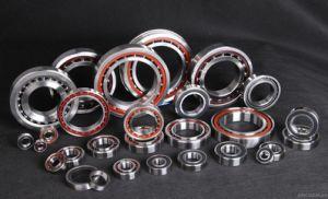 La precisión del husillo de alta velocidad (rodamientos de bolas de cerámica)