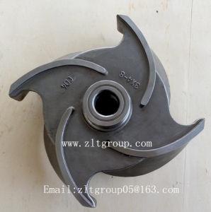 원심 펌프를 위한 투자 주물 스테인리스 /Carbon 강철 임펠러